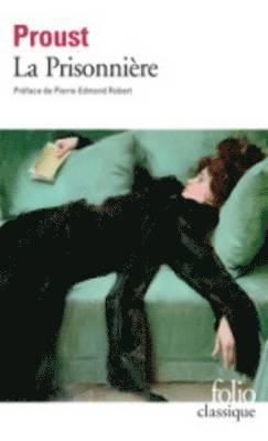 bokomslag La prisonniere