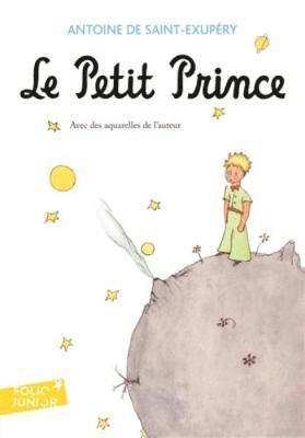 bokomslag Le petit Prince
