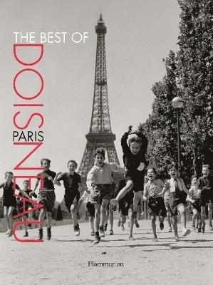 bokomslag The Best of Doisneau: Paris