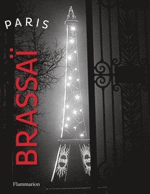 bokomslag Paris brassai