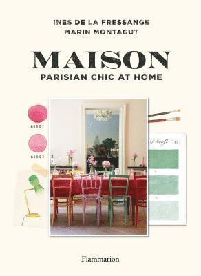 bokomslag Maison: Parisian Chic at Home