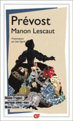 bokomslag Manon Lescaut