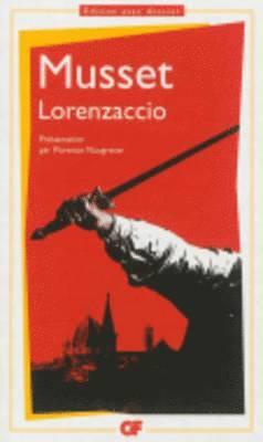 bokomslag Lorenzaccio