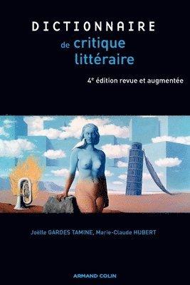 bokomslag Dictionnaire de la critique littéraire
