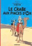 bokomslag Crabe aux pinces d'or