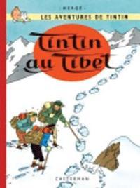 bokomslag Tintin au tibet