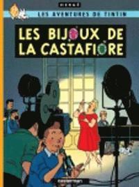 bokomslag Les bijoux de la castafiore