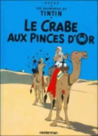 bokomslag Le crabe aux pinces d'or