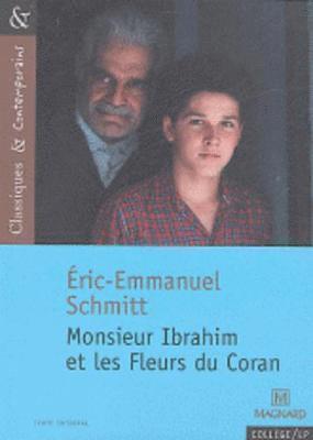 bokomslag Monsieur ibrahim et les fleurs du coran