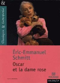 bokomslag Oscar et la Dame rose