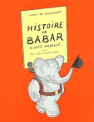 bokomslag Histoire de Babar