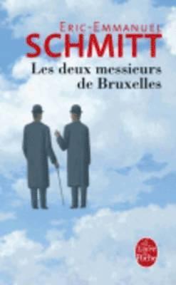 bokomslag Les deux messiuers de Bruxelles