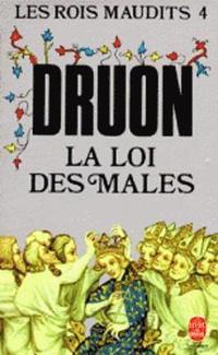 bokomslag Les Rois maudits 4