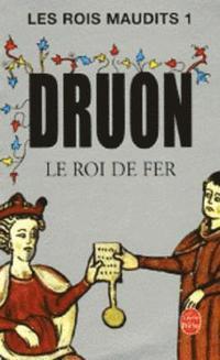 bokomslag Les Rois maudits 1
