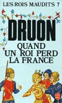 bokomslag Les Rois maudits 7