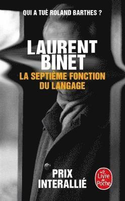 bokomslag La Septieme Function du Langage