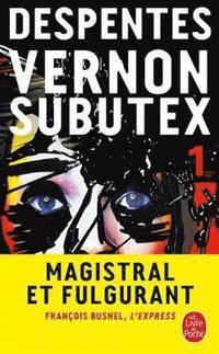 bokomslag Vernon Subutex Tome 1