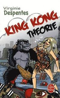 bokomslag King Kong theorie