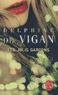 bokomslag Les jolis garcons