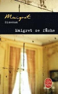 bokomslag Maigret Se Fache