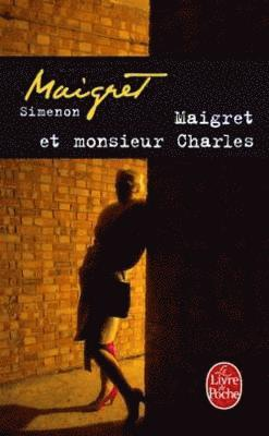 bokomslag Maigret Et Monsieur Charles