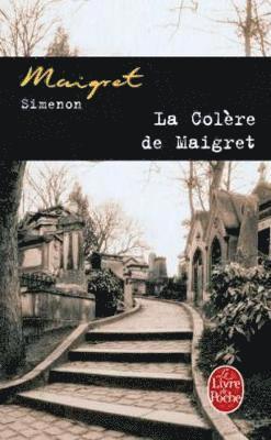 bokomslag La Colere de Maigret