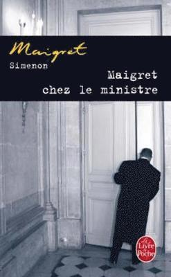 bokomslag Maigret chez le ministre