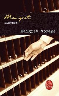bokomslag Maigret Voyage