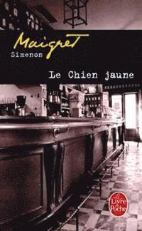 bokomslag Le Chien Jaune