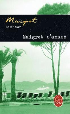 bokomslag Maigret S'Amuse