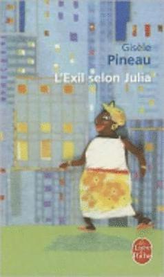 bokomslag L'Exil Selon Julia