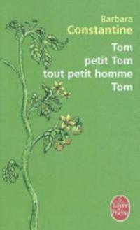 bokomslag Tom Petit Tom Tout Petit Homme Tom