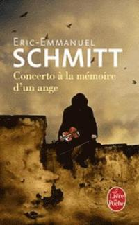 bokomslag Concerto a la memoire d'un ange