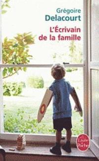 bokomslag L'ecrivain de la famille