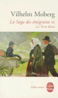 bokomslag La Saga Des Emigrants T03 La Terre Benie