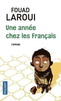 bokomslag Une annee chez les Francais