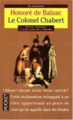 bokomslag Le Colonel Chabert