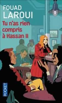 bokomslag Tu n'as rien compris a Hassan II