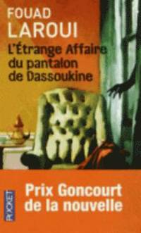 bokomslag L'etrange affaire du pantalon de Dassoukine