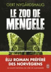 bokomslag Le zoo de Mengele