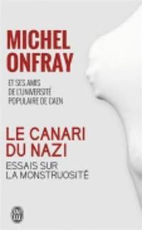 bokomslag Le canari du nazi