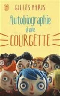 bokomslag Autobiographie d'une courgette
