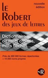 bokomslag Le Robert Des Jeux De Lettres. Dictionnaire Mots Croises