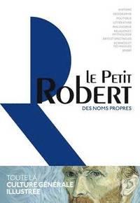 bokomslag LE Petit Robert Des Noms Propres 2017 : with Internet Connector