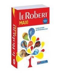 bokomslag Le Robert Maxi plus 2017