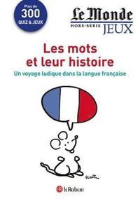 bokomslag Cahier Le Monde : Les Mots et leur Histoire