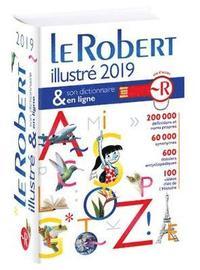 bokomslag Le robert illustre 2019 & son dictionnaire en ligne: French Dictionary and encyclopedia