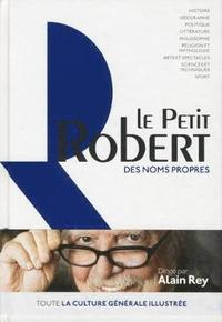 bokomslag Le Petit Robert Noms Propres 2019