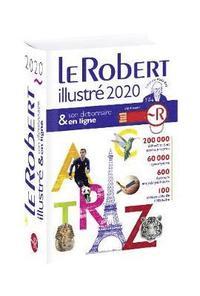 bokomslag Le robert illustre 2020 & son dictionnaire en ligne: French Dictionary and encyclopedia