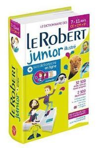 bokomslag Le Robert Junior Illustre et Son Dictionnaire en ligne